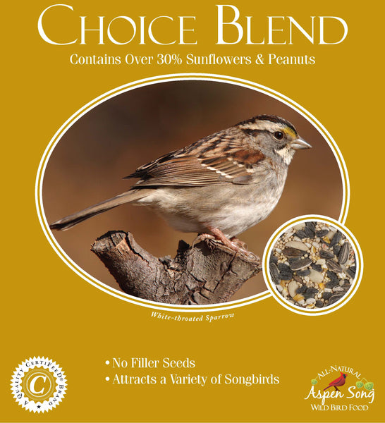 Aspen Song Choice Blend