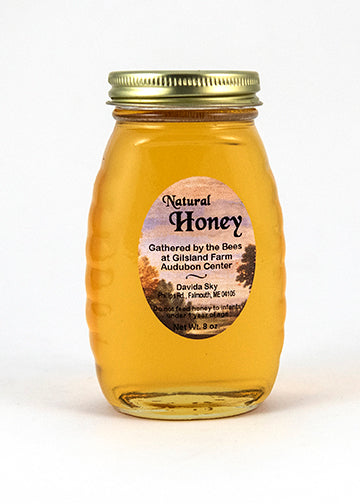 8oz. Honey Light