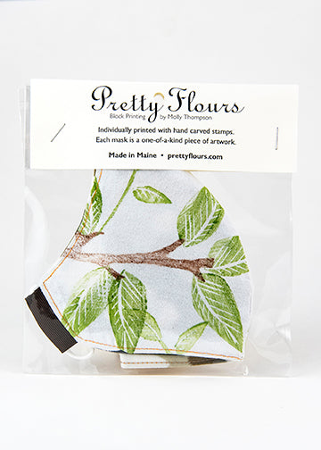 Pretty Flours Face Mask-Tree Tops