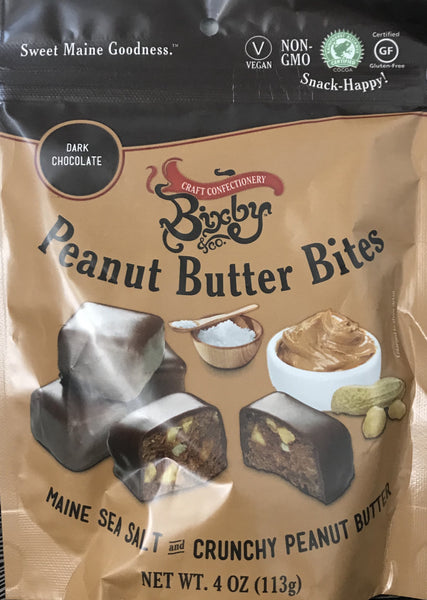 Bixby Milk Chocolate Peanut Butter Bites