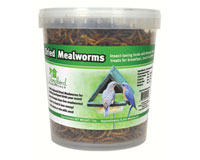 Mealworms Dried 16oz.