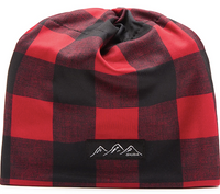 SKIDA Men's Hat - Hardwick Check