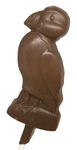 Bixby Milk Chocolate Puffin Pop