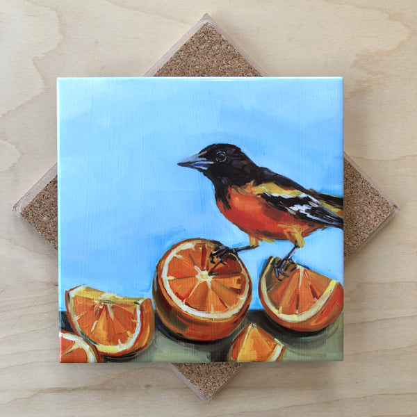 Trivet by Art by Alyssa-Oriole Snack