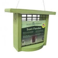 Recycled Material Single Suet Feeder