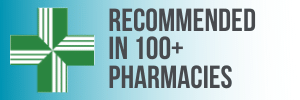 Fish Oil Omega-3 is recommended in over 100 UK Pharmacies