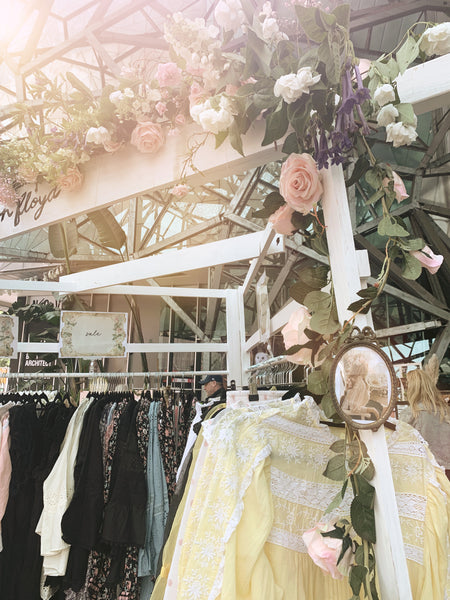 Boho Luxe Christmas Market - Federation square