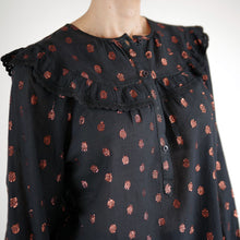 Celine Blouse - Black