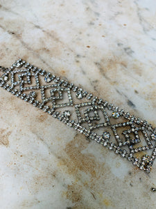 bling, rhinestone bracelet, fashion, accessories, online, ladieswear, fashion, eyes on floyd
