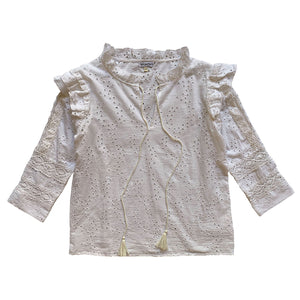 Colette Broderie Blouse