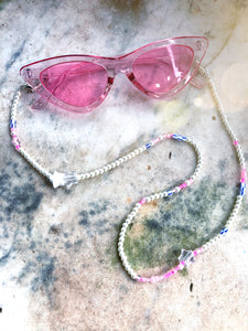 Sunglasses and Face Mask Chain