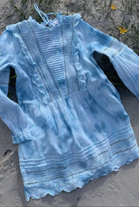 Tie dye Forget Me Not Dress