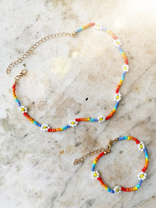 Choker Beaded Necklace