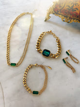 eyesonfloyd,green,stone,gold,accessories,melbourne,thinchain