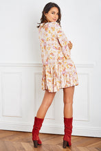 Lucy Paisley Lurex Dress