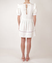 Olivia Lace and Embroidered Dress