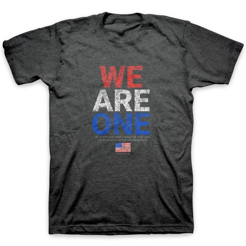 Patriotic 2018 Grey Adult T-Shirt ™