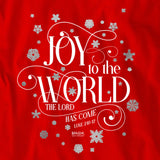 Joy To The World Adult Long Sleeve T-shirt ™