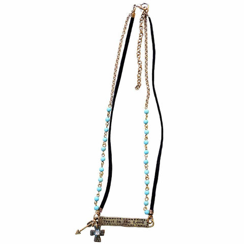 Trust In The Lord Women's Necklace