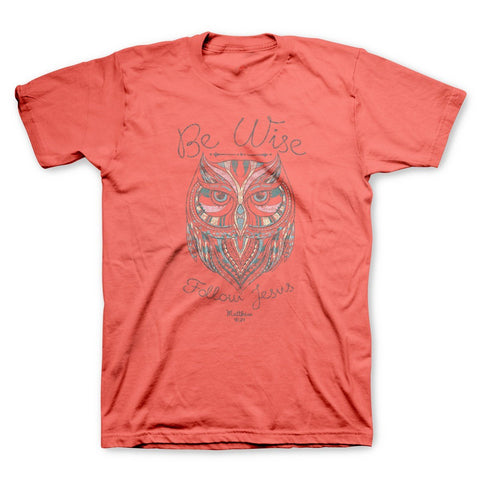 Wise Owl Christian T-Shirt ™