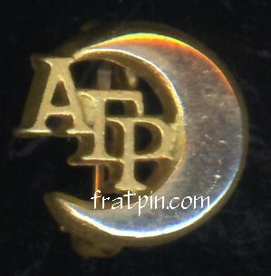 Alpha Gamma Rho - Recognition Pin