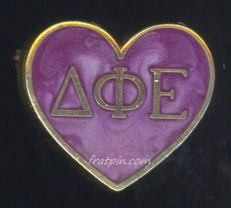 Delta Phi Epsilon - Recognition