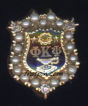 Phi Kappa Psi - Diamonds
