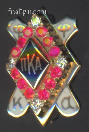 Pi Kappa Alpha - Diamonds & Rubies
