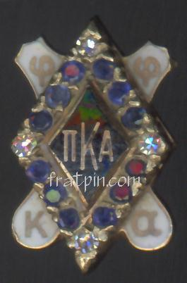 Pi Kappa Alpha - Sapphires & Diamonds