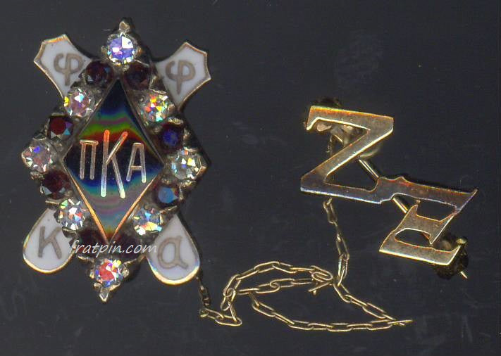 Pi Kappa Alpha - Diamonds & Garnets