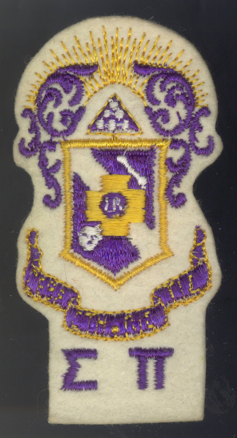 Sigma Pi - Patch