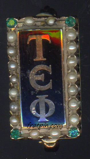 Tau Epsilon Phi - Pearls & Emeralds