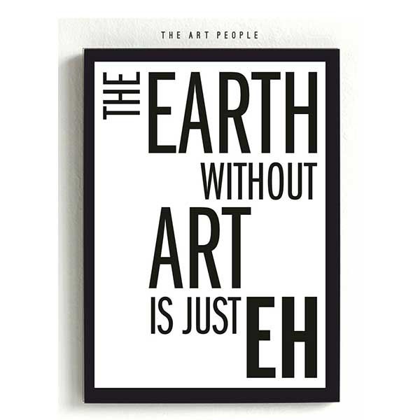 THE EARTH FRAME