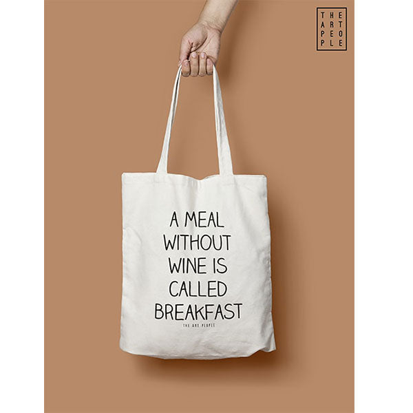 Tote - A Meal Without Wine