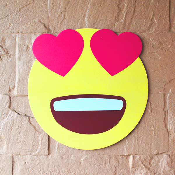 PostCard - The Heart Eyes Moji