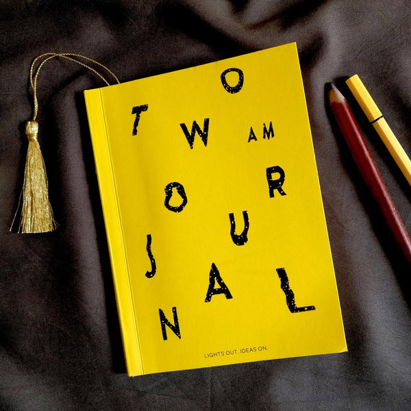 Notebook - Two Am Journal
