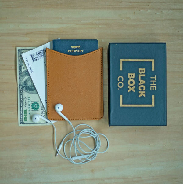 Personalized Passport Sleeve