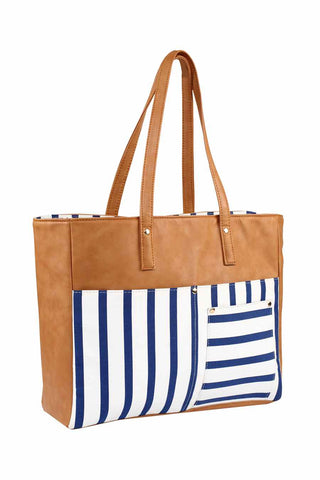 Tote - Stripes All Way
