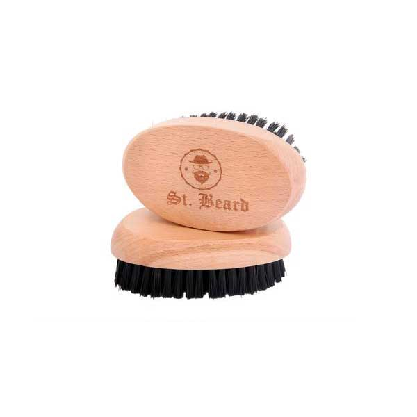St. Beard's Beard Brush Nylon Bristle