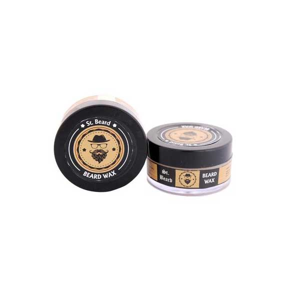 St. Beard's Beard & Moustache Wax Pocket Stylist (8gms)