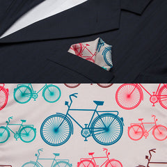 Cycle Pocket Square