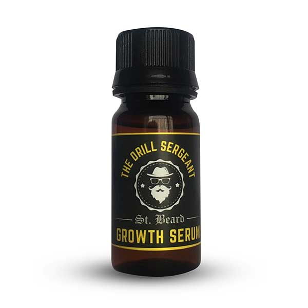 St. Beard's Beard Growth Serum The Drill Sergeant
