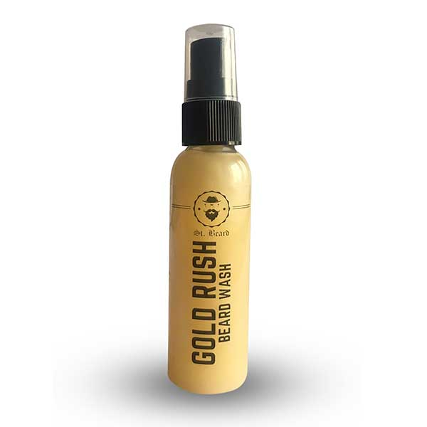 St. Beard's Beard Wash Gold Rush