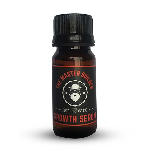 St. Beard's Beard Growth Serum The Master Builder