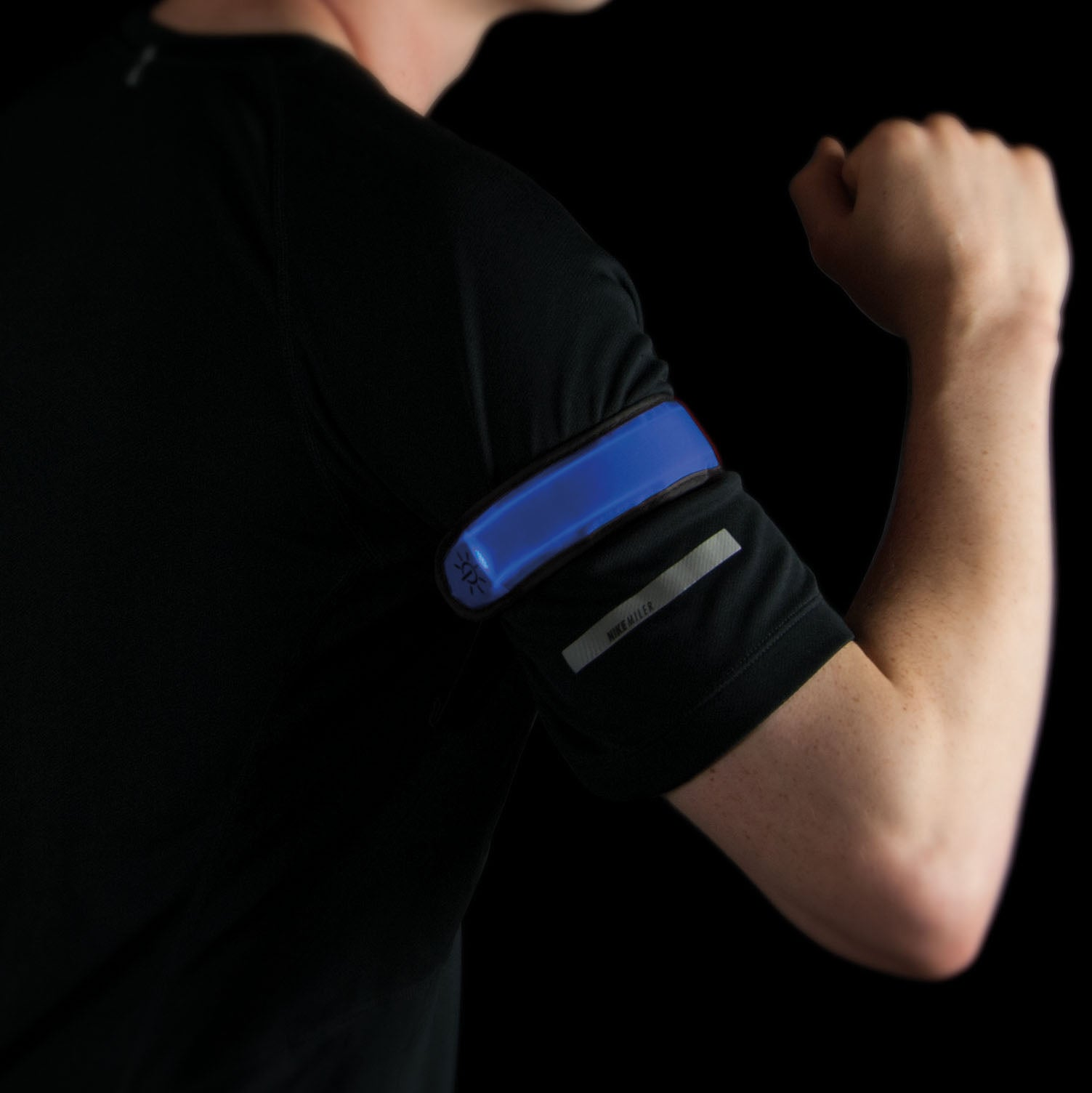 LED Running Armband (Twin Pack)