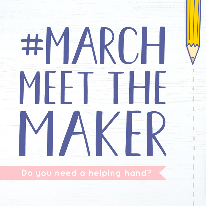 #MarchMeetTheMaker 2020 - The Prompts