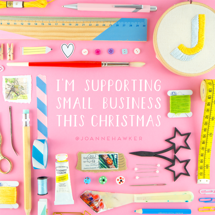 Supporting Small Business At Christmas
