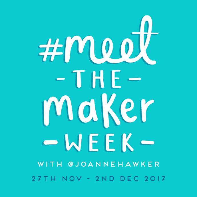 #MeetTheMakerWeek Is Back!