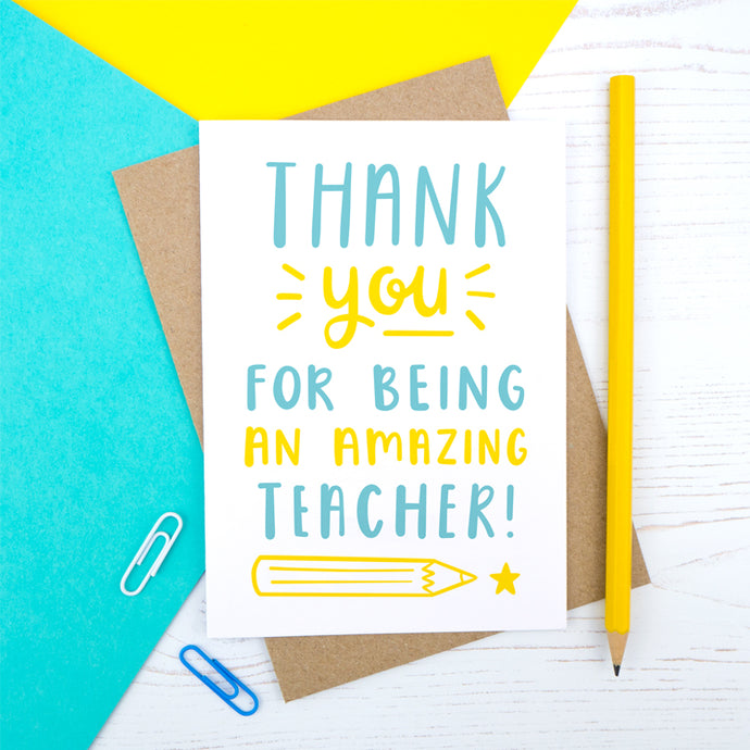 An Apple For The Teacher - Teacher Gift Guide