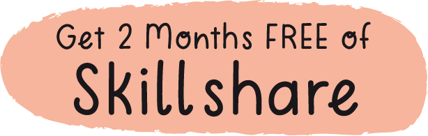 Get 2 Months Free on Skillshare with Joanne's Link